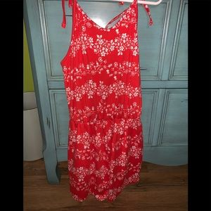 Other - Girls romper size 10